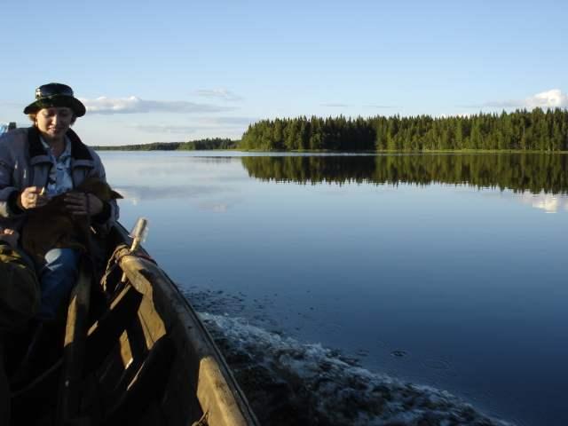 рыбалка в национальных парках карелии